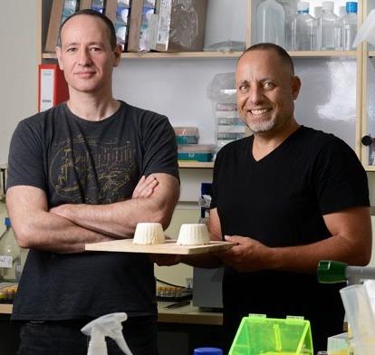 dr eyal afergan and prof tamir tuller